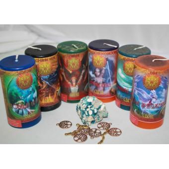 """Набор свечей """"Магическое целительство"""""""