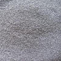 Серебряный магнитный песок