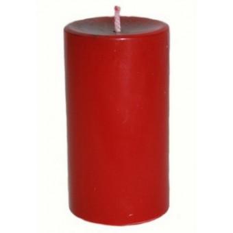 Свеча Обрядово-Алтарная (Красная)