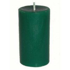 Свеча Обрядово-Алтарная (Зеленая)
