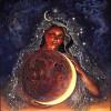 Свечи Лунной Богини