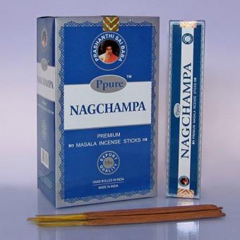 Благовоние Blue Nagchampa (Голубая НагЧампа)