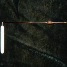 Биолокационная рамка с резонатором (медь)