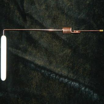 Биолокационная рамка усиливающая с резонатором (медь)