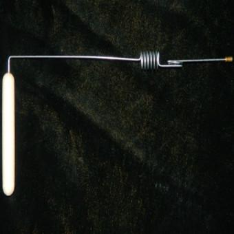 Биолокационная рамка усиливающая с резонатором (сталь)