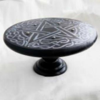"""Алтарный столик """"Серебряная Пентаграмма"""""""