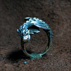 """Кольцо """"Спящий Дракон"""""""