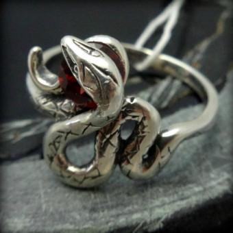 """Кольцо """"Змейка"""""""