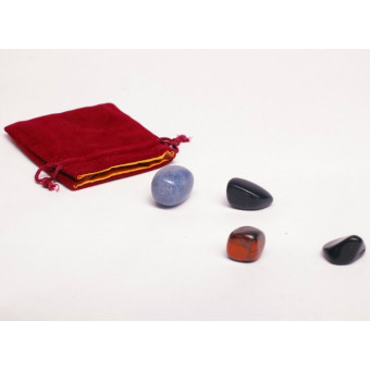 "Набор камней ""Вишудха"""